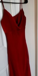 Night Way Collections Dresses - Royal Red Formal Gown